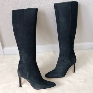 ✨New SAM EDELMAN Olencia Suede Knee High Boots